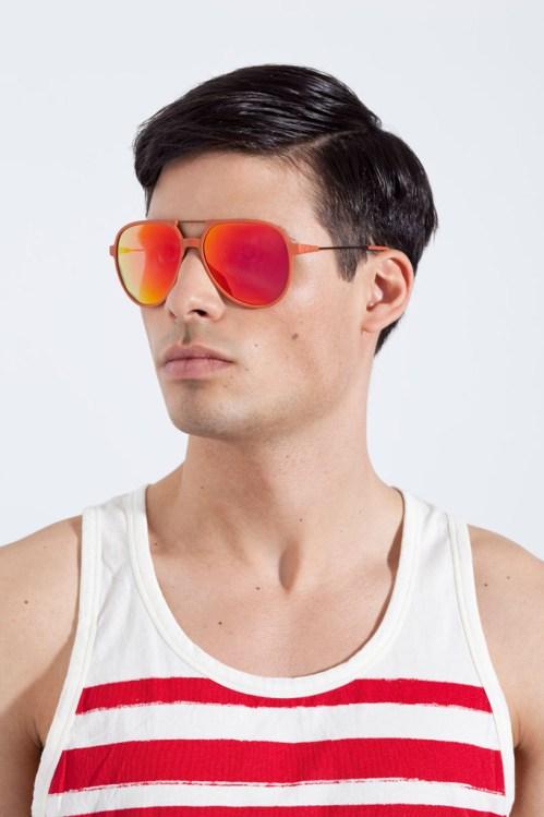 Interview: 2012 Spring/Summer Sunglasses Editorial