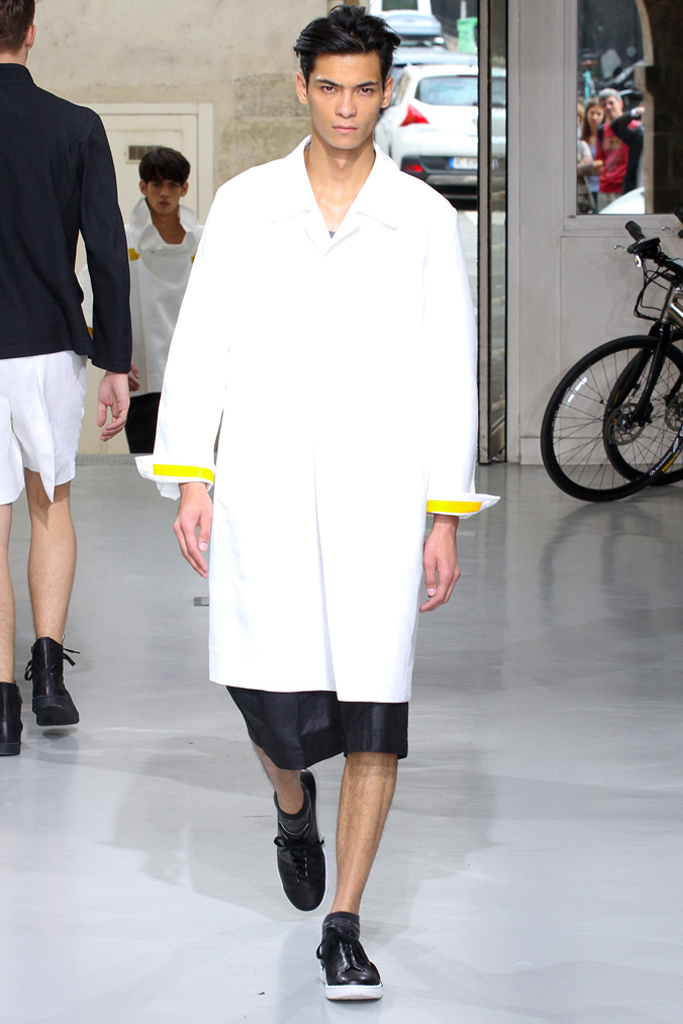 issey miyake 2013 spring summer collection