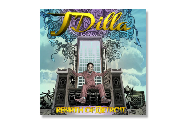 j dilla rebirth of detroit full album stream