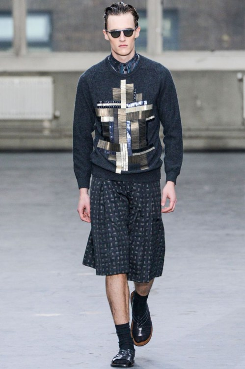 James Long 2013 Spring/Summer Collection