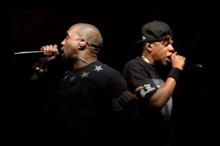 "Jay-Z & Kanye West Perform ""N****s In Paris"" Eleven Times in Paris Video"