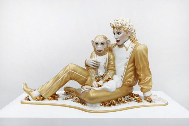 Jeff Koons Exhibition @ Fondation Beyeler Further Look