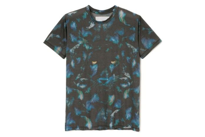 John Lawrence Sullivan 2012 Spring/Summer T-Shirt Collection