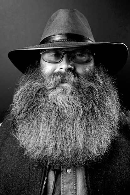 Justin James Muir's Collection of the Most Noteworthy Beards