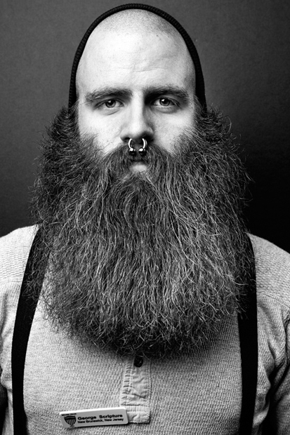 justin james muirs collection of the most noteworthy beards