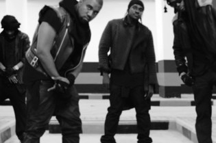 Kanye West, Big Sean, Pusha T & 2 Chainz - Mercy | Video