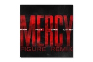 Kanye West - Mercy | Figure Remix