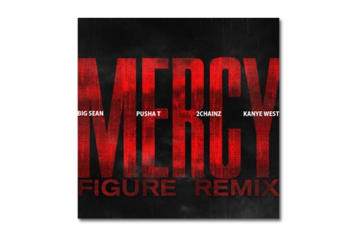 Kanye West - Mercy | Figure Remix
