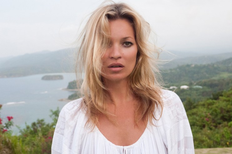Kate Moss by Terry Richardson