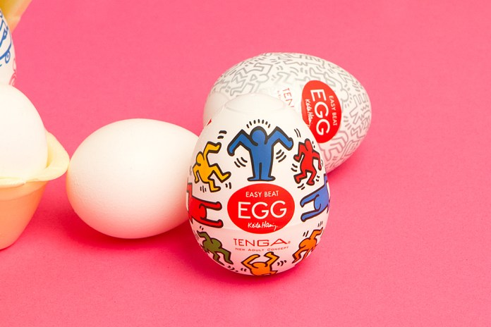 Keith Haring x TENGA Collector's Box