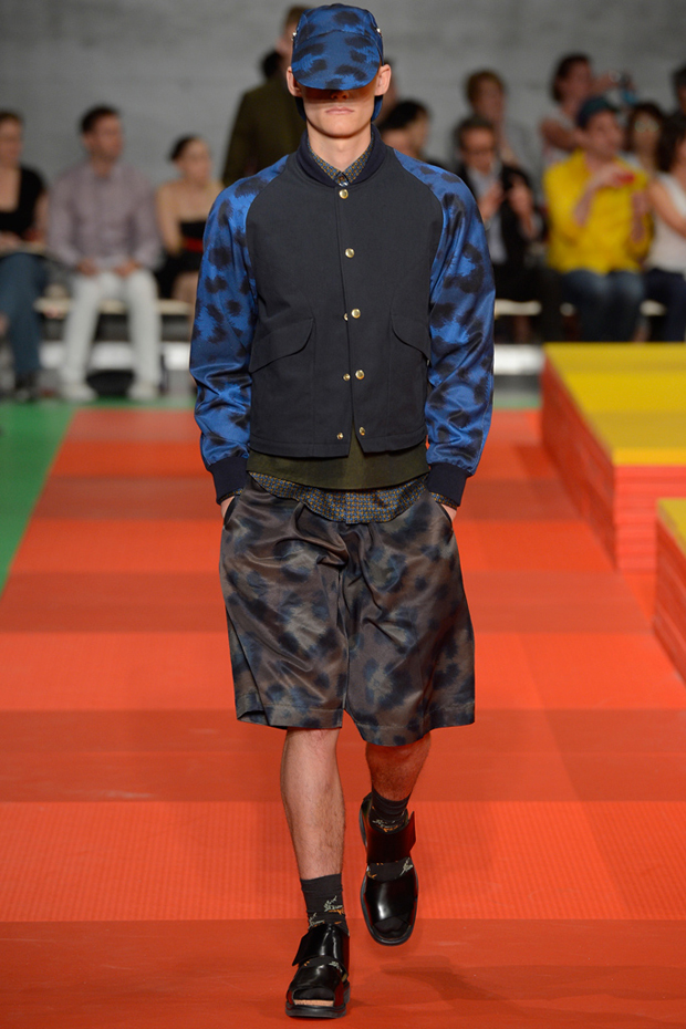 kenzo 2013 spring summer collection
