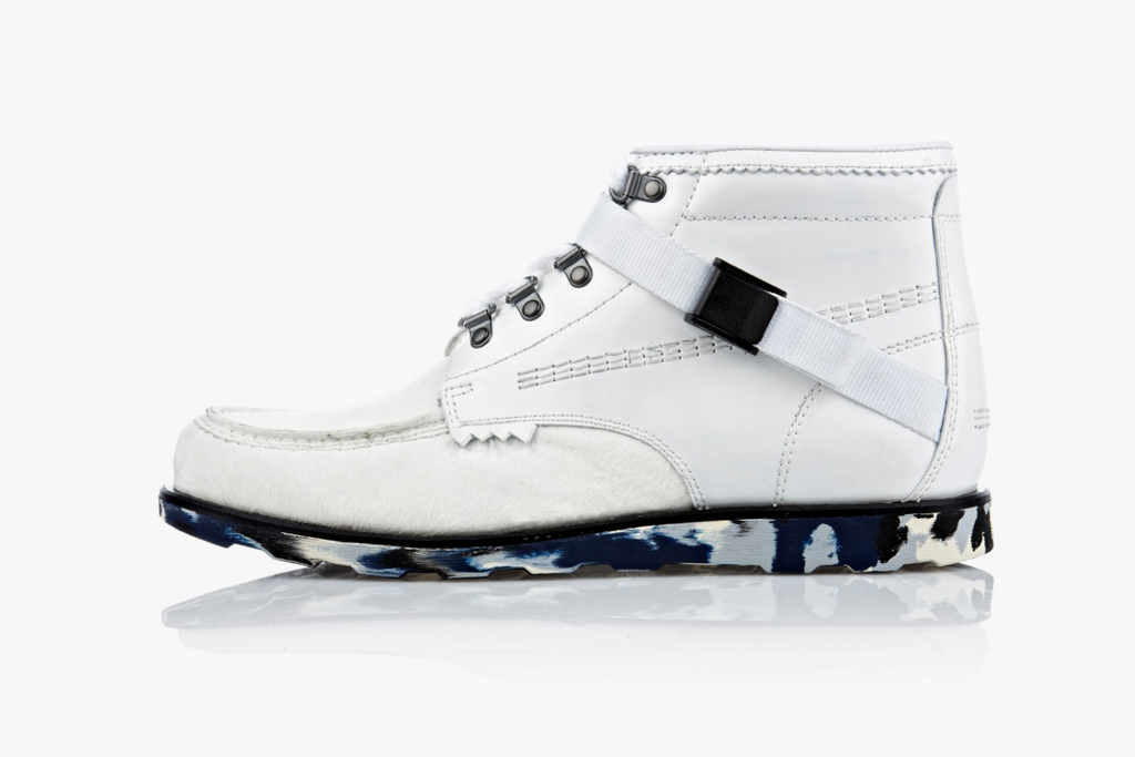 Kickers by Christopher Shannon 2013 Spring/Summer Footwear Capsule Collection