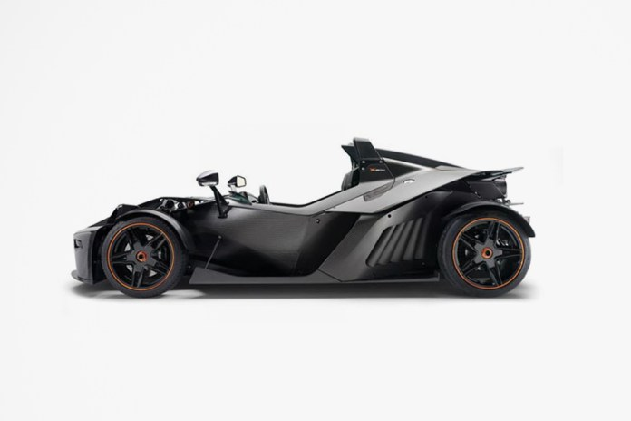 KTM X-Bow R Super Sports Car