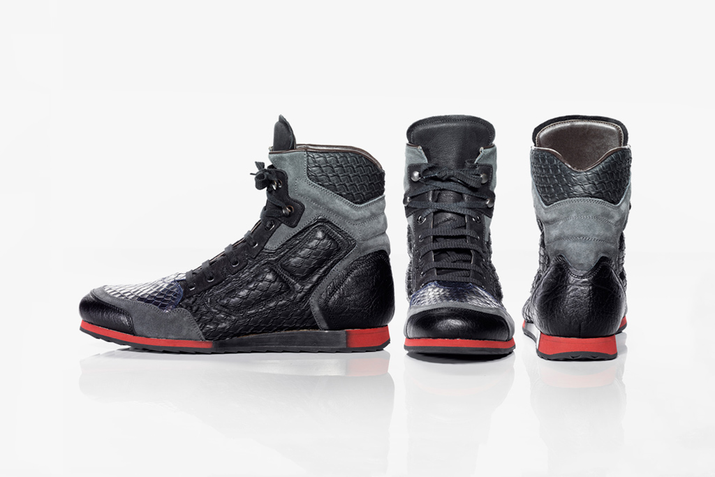 Lanvin 2012 Fall/Winter Neo Trainers Collection