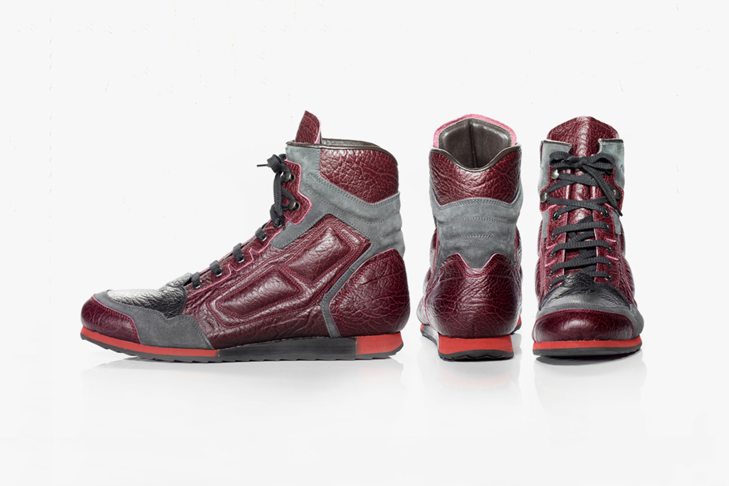 lanvin 2012 fallwinter neo trainers collection