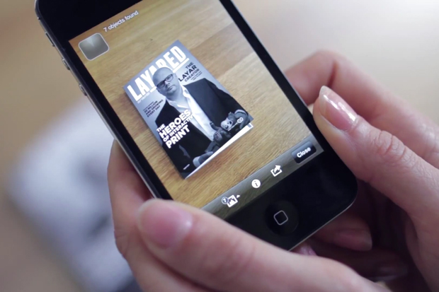 Layar Creator Fuses Both Physical Print and Digital Content to Create Interactive Media