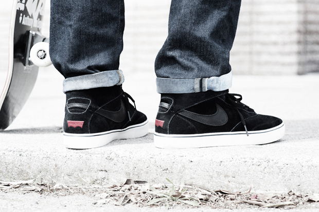 Nike SB x Levi's 511 Skateboarding Collection