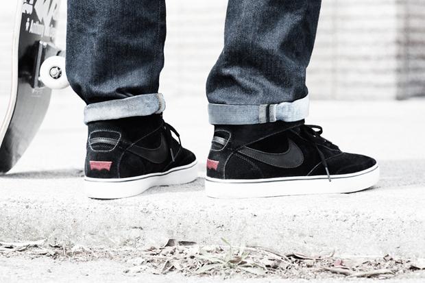 Nike SB x Levi's 511 Skateboarding Collection