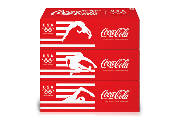 limited edition team usa coca cola design by turner duckworth