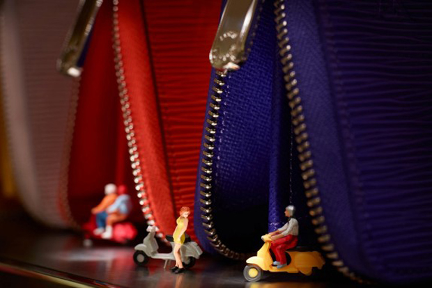 Little People Invade Louis Vuitton