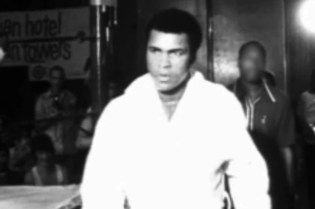 Louis Vuitton 2012 Core Values: Muhammad Ali - The Greatest Words Preview