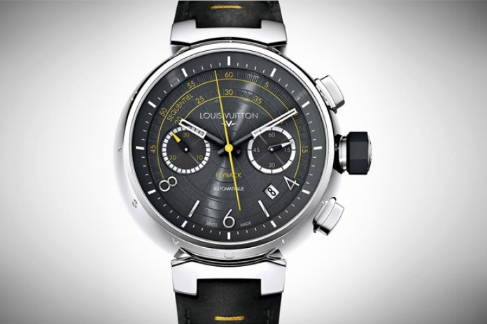 Louis Vuitton 2012 Fly-Back Tambour Automatic Chronograph