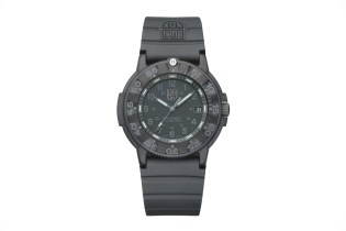 Luminox Navy SEAL Blackout 3001 Watch