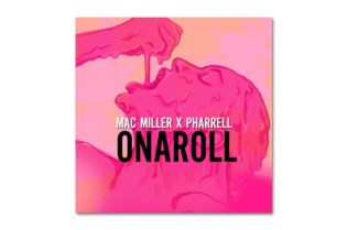 Mac Miller x Pharrell Williams - Onaroll