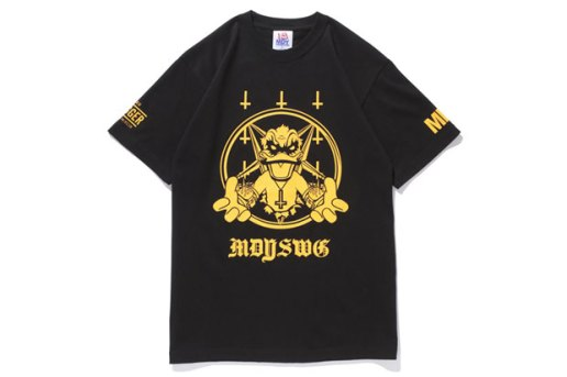 MACKDADDY x SWAGGER 2012 Summer T-Shirt