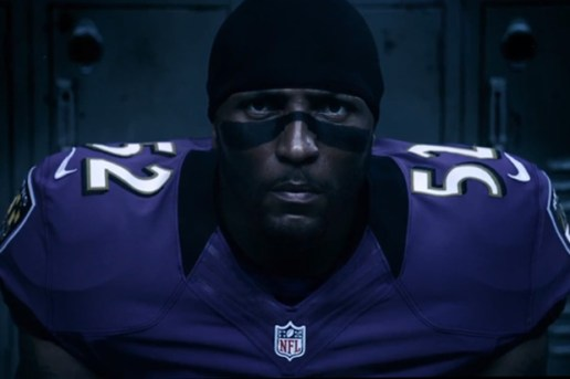 Ray Lewis Waxes Poetic for Madden NFL 13