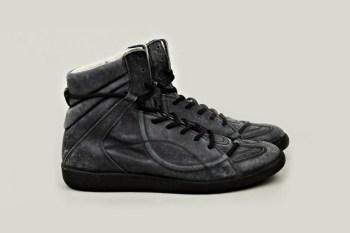 Maison Martin Margiela 2012 Fall/Winter Muffa Vintage Treatment Sneaker