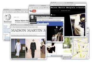 Maison Martin Margiela New Website Launch