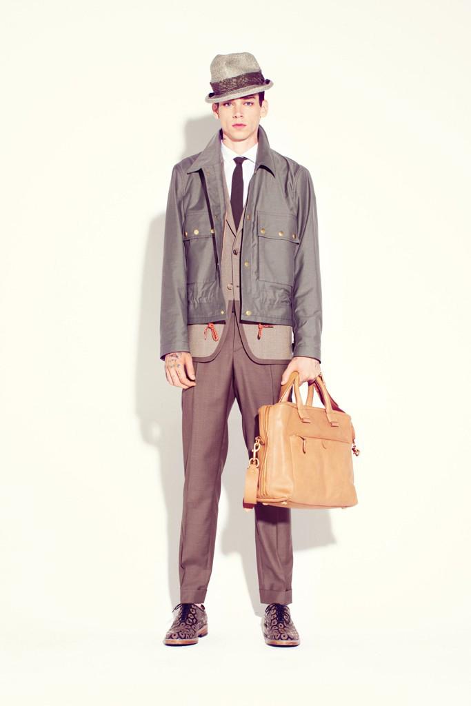 Marc Jacobs 2013 Spring Lookbook