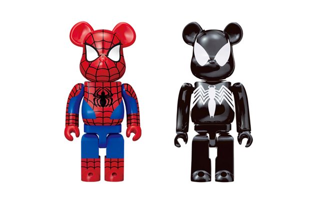 "Marvel x Medicom Toy Bearbrick ""Happy Lottery"" Collection"
