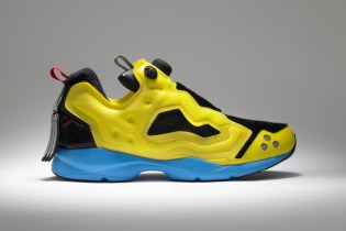 Marvel x Reebok 2012 Summer Footwear Collection