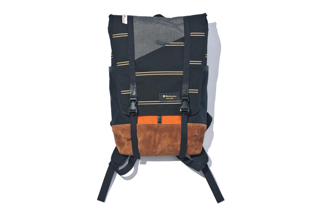 """master-piece 2012 Spring/Summer """"SLASH"""" Backpack"""
