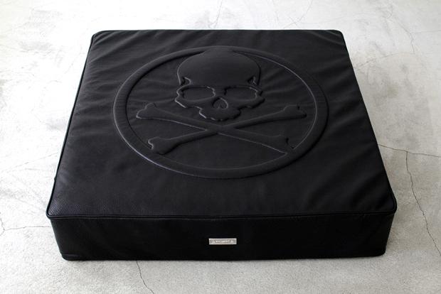 mastermind JAPAN x BUILDING Leather Floor Cushion