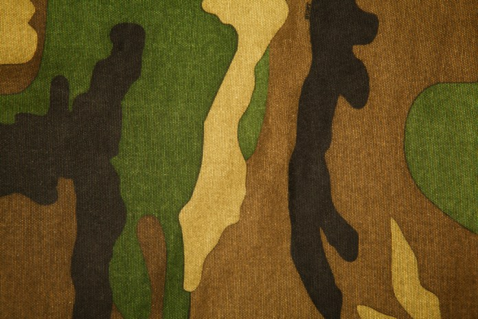 Materials & Patterns: Camouflage