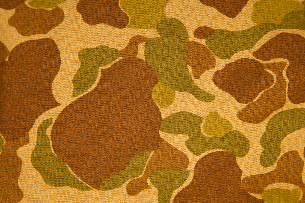 materials patterns camouflage