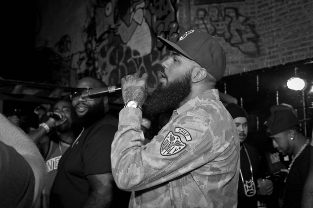 maybach music group pop up alife nyc recap