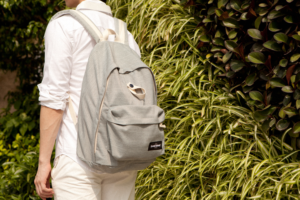 "MeeH x EASTPAK ""Out of Office Green"" Backpack"