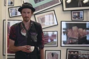 Men at Work: Henrik Vibskov - Copenhagen Video