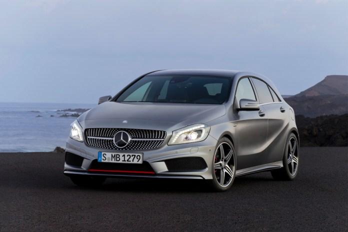 Mercedes-Benz A45 AMG 2.0 Turbo