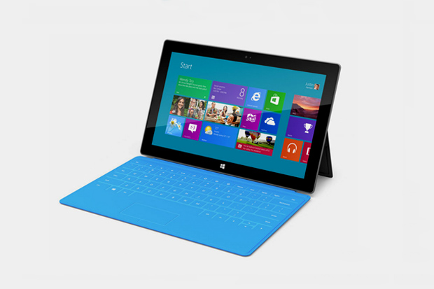 "Microsoft Introduces New ""Surface"" Tablet"