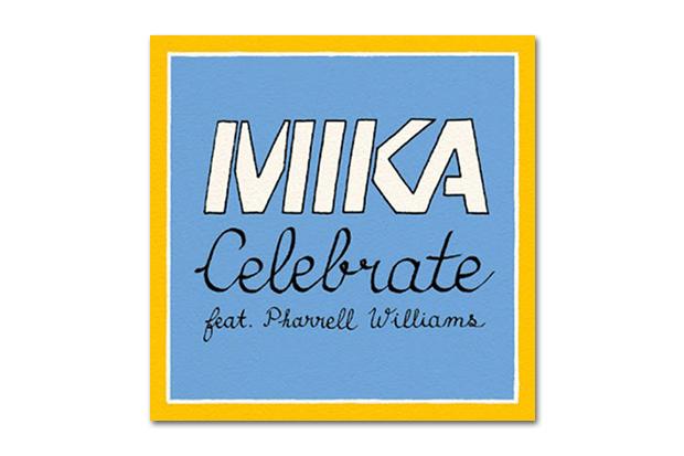 Mika featuring Pharrell Williams - Celebrate