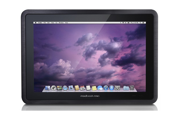 Modbook Converts MacBook Pro into a Powerful Tablet