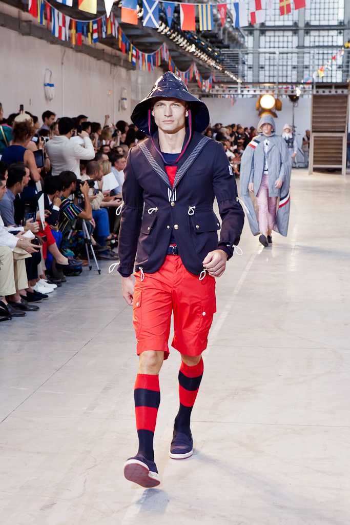 Moncler Gamme Bleu 2013 Spring/Summer Collection