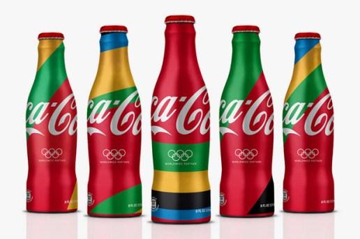 MWM Graphics x ATTIK 2012 London Olympics Coca-Cola Branding
