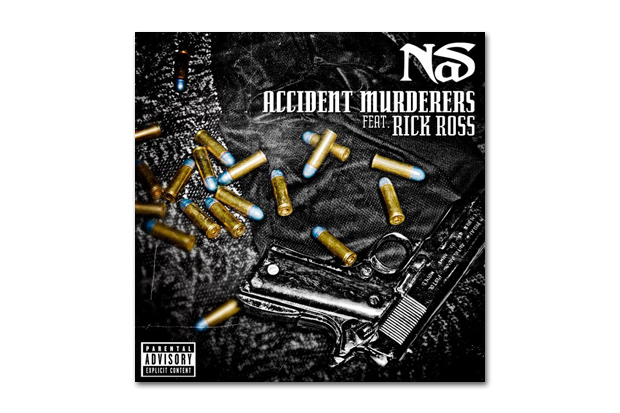 Nas featuring Rick Ross - Accident Murderers