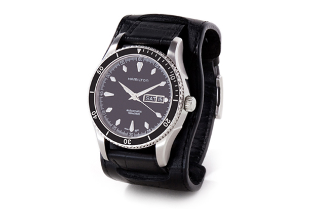 NEIGHBORHOOD x Hamilton 2012 JazzMaster Watch